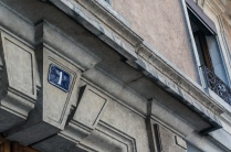 Number 1, Eaux-Vives, Geneva