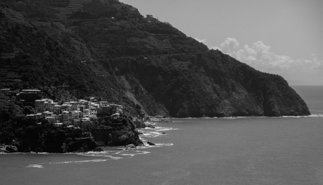 Manarola - Post Processed